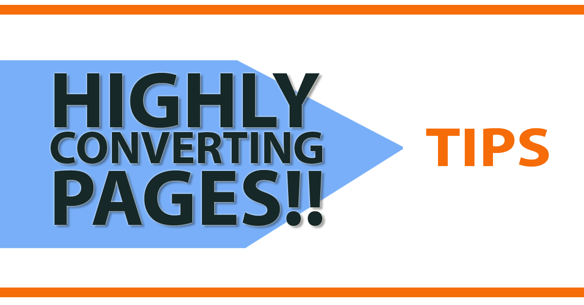 How to create a high-converting webpage and get traffic!