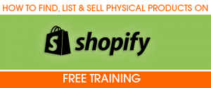e-commerce training – how to sell on shopify