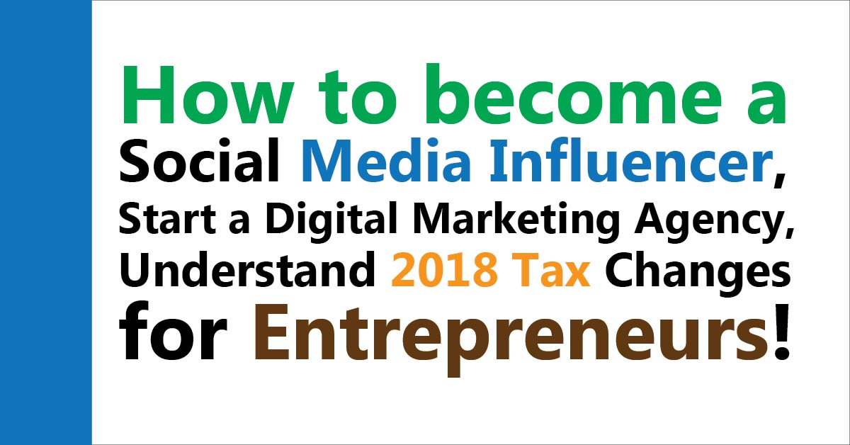 Social Media Influencer how to become a successful one