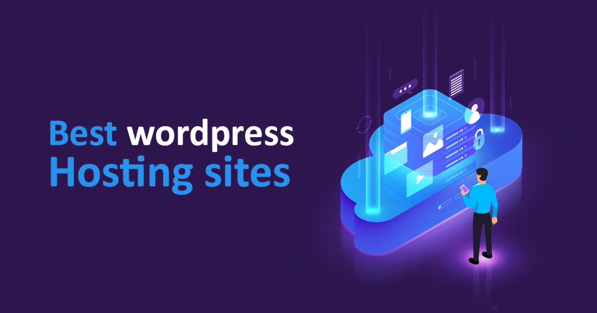 Best WordPress hosting  sites [  2019 ]