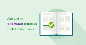 English grammar checker tools