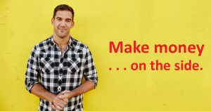 lewis howes podcast – make money on the side