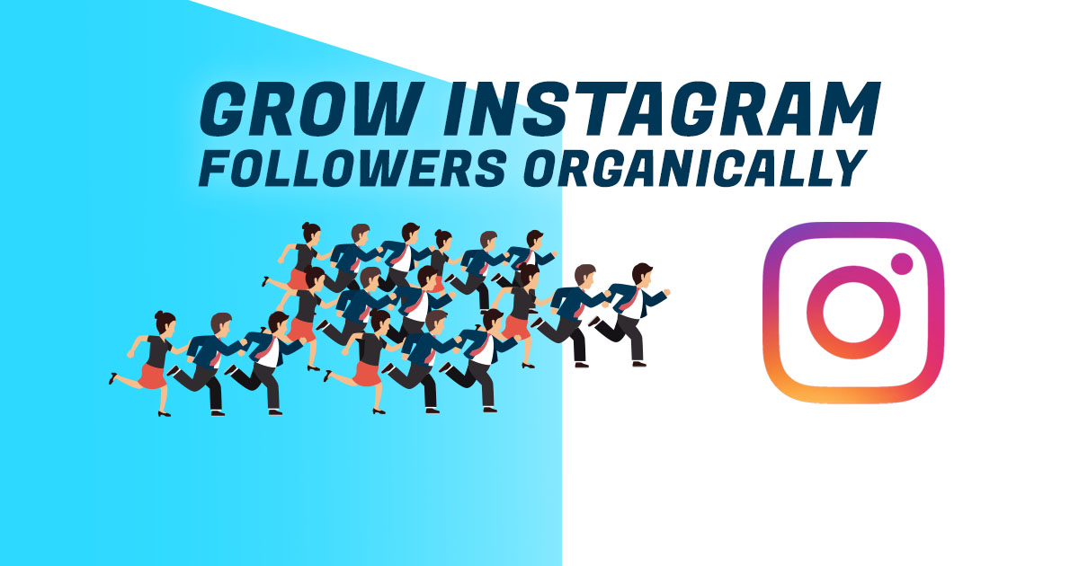 Grow Instagram followers organically in 5 Ways