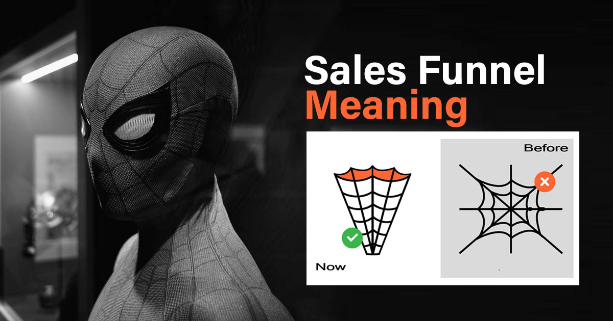 Sales funnels meaning: How ClickFunnels Power served Spidey 2020