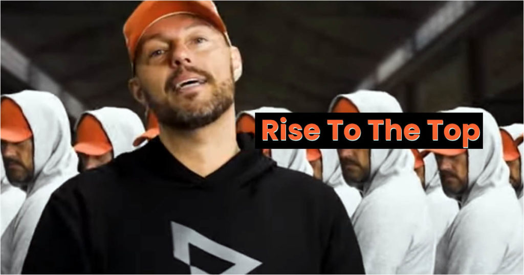 rise o the top