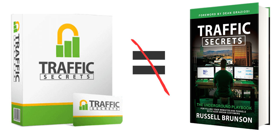 traffic secrets book and course